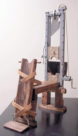 A Guillotine